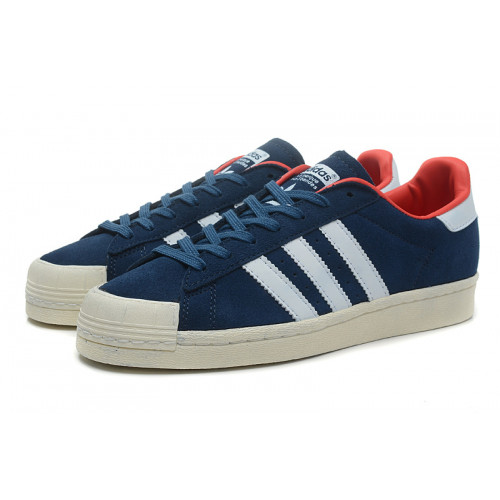 Adidas Originals Superstar Half shell 80s Blue