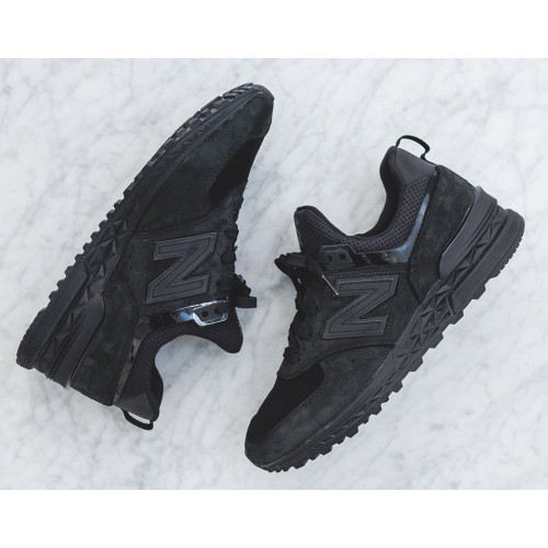 New Balance x Ronnie Fieg x DSM 574 Sport Pack Black