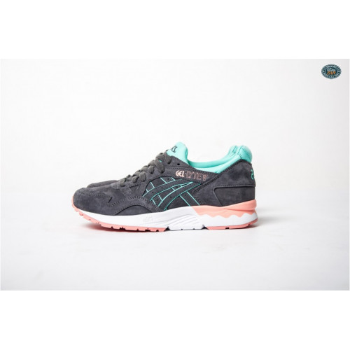 ASICS GEL LYTE V DARK GREY MINT SALMON