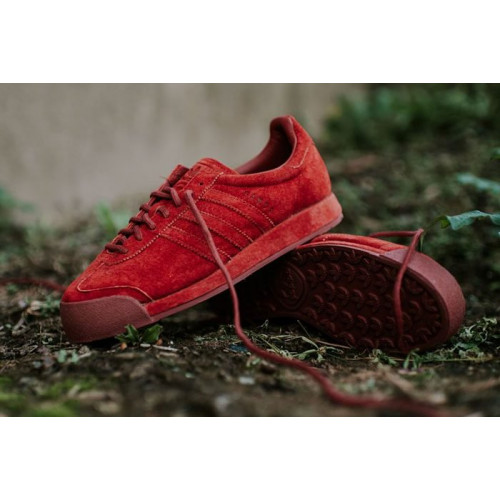 Adidas Originals Samoa Pigskin Red