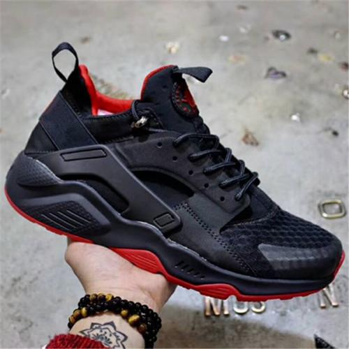 Nike Huarache Fragment Design Black Red