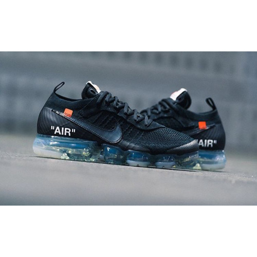 Off-White x Nike Air Vapormax Flyknit Black