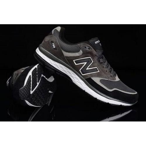 New Balance 798 Grey Black